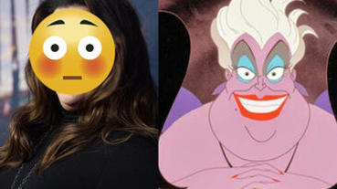 比小美人魚呼聲還高的「烏蘇拉」演員名單出爐?網友:她的「雙下巴」已神複製!
