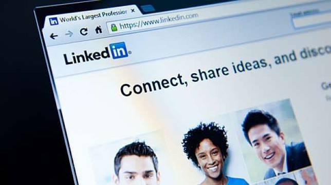 LinkedIn (Shutterstock).