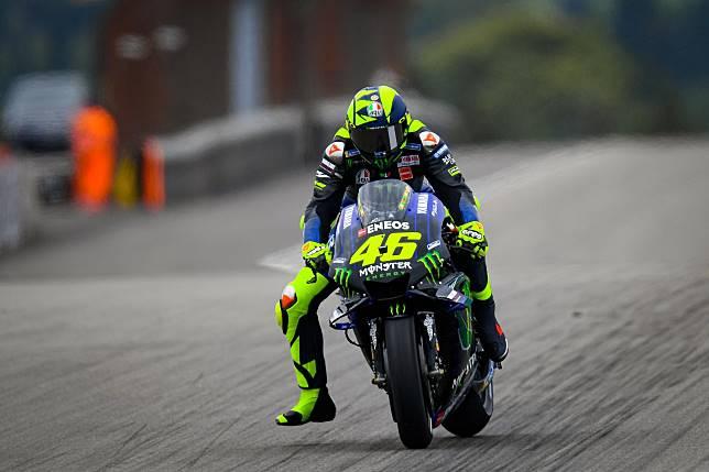 Valentino Rossi, Monster Energy Yamaha, MotoGP Jerman (6/7/2019)