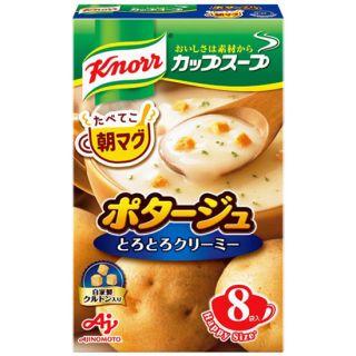味の素 クノールカップスープポタージュ 8袋入