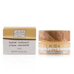 ◎|◎|◎品牌:LauraGeller品牌定位:專櫃品牌種類:遮瑕霜商品名稱:LauraGeller烘焙亮膚遮瑕膏BakedRadianceCreamConcealer-#Light6g/0.21oz
