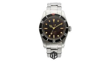 Tudor 古董錶款再度以高價售出,破品牌紀錄價錢成交!