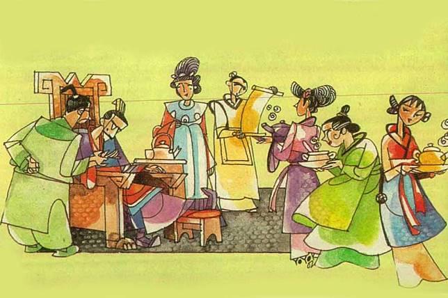 Dongeng Anak: Pangeran dan Teratai Kumala