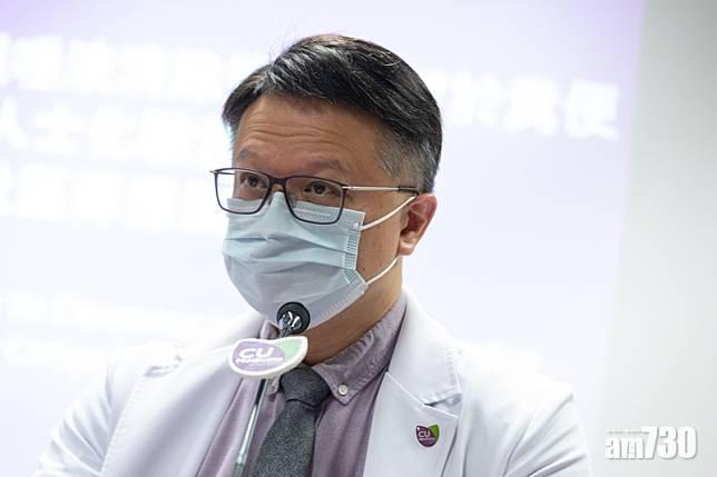 【新冠肺炎】許樹昌:確診個案再現  再延限聚令機會高