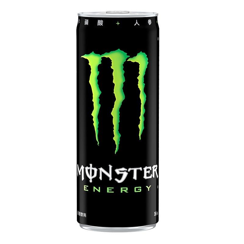 魔爪能量碳酸飲料Can355ml