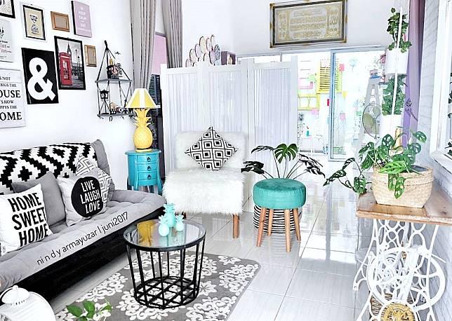 Rumah Shabby Chic Trik Dekorasi Warna Pastel Yang Ceria