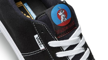 消失 10 多年再度復刻!Vans 推出 50 週年經典 Salman Agah 滑板鞋款