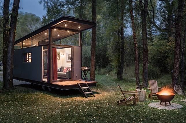 Desain Rumah Ini Cocok Buat Pasutri yang Baru Menikah