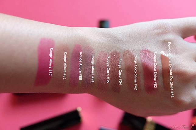 รีวิว Lipstick Chanel Akeru Line Today Feed ที่มีทั้งหมด