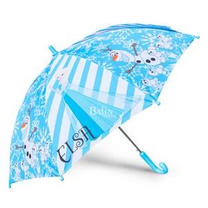 超人氣 冰雪奇緣 輕便小巧,方便兒童拿取 傘頂/傘緣安全設計 粉藍色系,搭配可愛圖樣 Disney正版授權、品質保證