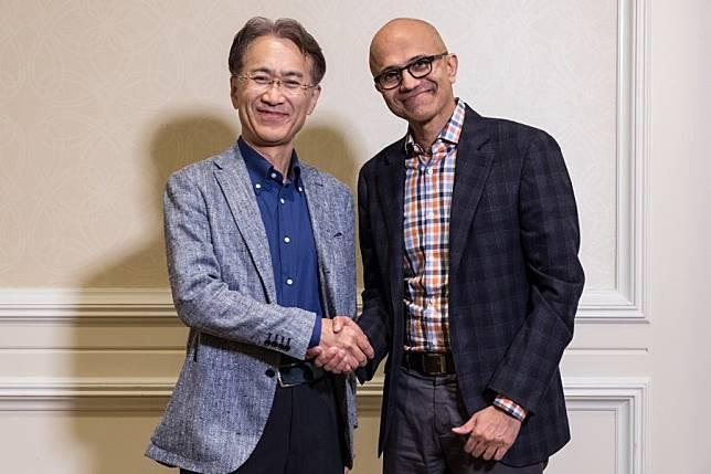 พนักงานในแผนก PlayStation ของ Sony ไม่ทราบเรื่องการร่วมมือระหว่าง Microsoft จนถึงวันแถลงข่าว