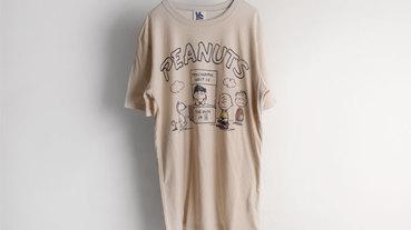 JUNK FOOD snoopy t-shirt