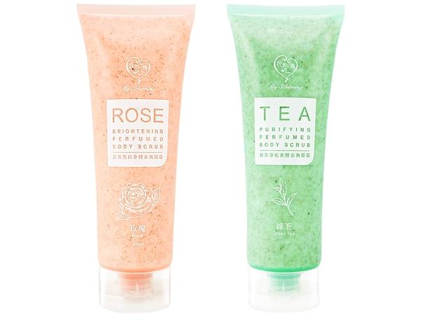 我的心機~玫瑰亮白/綠茶淨化 身體去角質霜(250ml) 兩款可選【D042319】,還有更多的日韓美妝、海外保養品、零食都在小三美日,現在購買立即出貨給您。