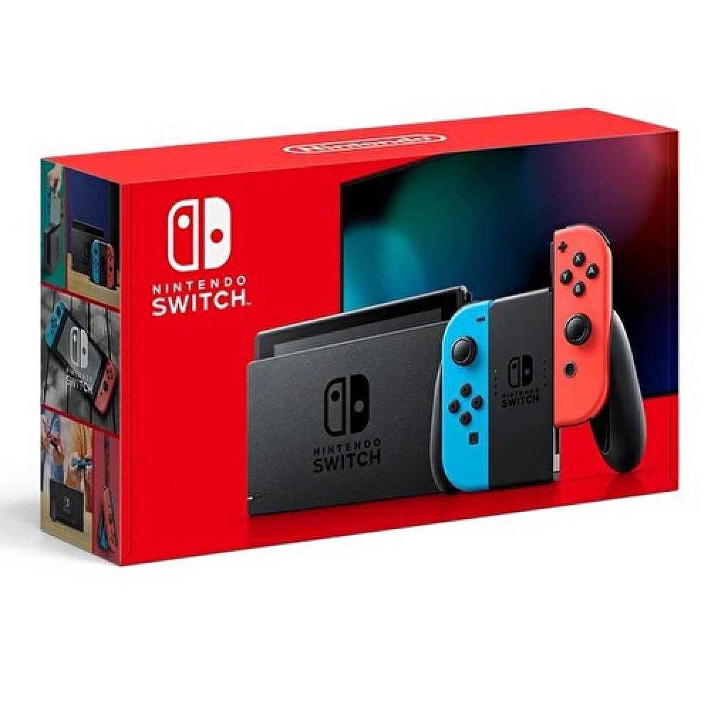 【商品特色】★該新型號Nintendo Switch的尺寸、重量與功能與既有Nintendo Switch相同★唯一不同的是續航力大幅增加,由約2.5~6.5小時增加至約4.5~9.0小時,增幅從38