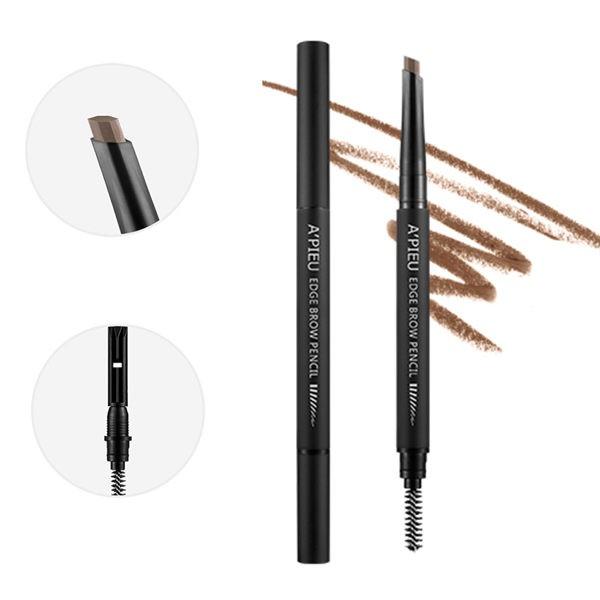 #3CE #Missha #眉粉 #染眉膠 附削筆器 全新正品 商品名稱:韓國 APIEU 六角雙頭魔術眉筆 容量/內容物:0.35g 色號/規格:灰棕色、紅棕色、深棕色、棕色、淺棕色 產品說明:詳情