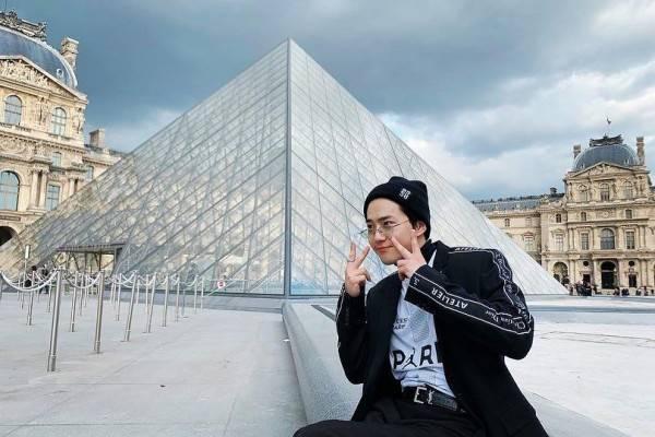 Suka Berpetualang 6 Idol Kpop Cowok Ini Punya Hobi Traveling