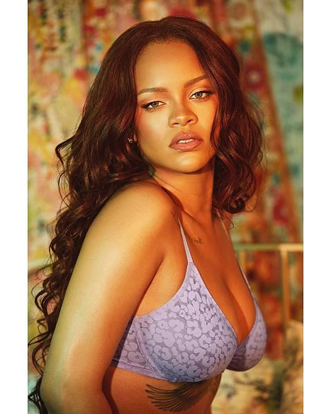 Rihanna唔知點諗呢?