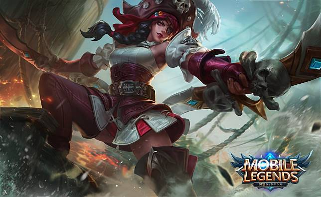 Kumpulan Wallpaper Hd Mobile Legends Keren Keren Banget Gamehubs Com Line Today