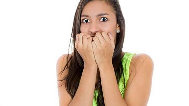 Ilustrasi takut, cemas, jijik. [Shutterstock]
