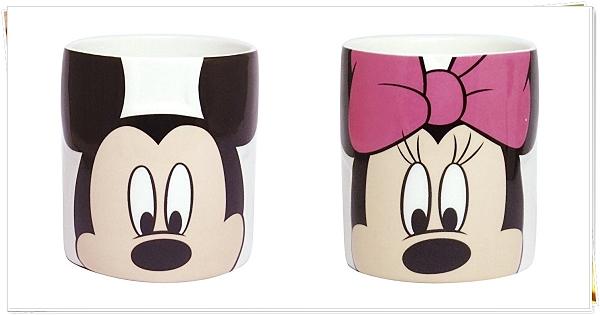 米奇 米妮 對杯 立體對杯 馬克杯 陶瓷杯 送禮 生日 奶爸商城 234388 特價