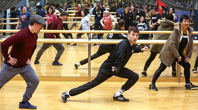 No excuses, no limits: these breakdancers don't let disabilities stop their moves