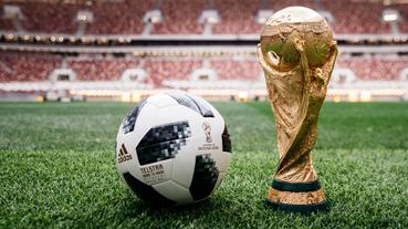 官方新聞 / 你也可以踢世足 ADIDAS TELSTAR 18 世界盃指定用球