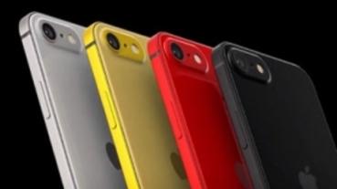 iPhone 9/SE 2 有推兩種尺寸,Apple 2020 年將一口氣推六款 iPhone?