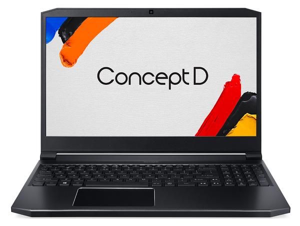 宏碁創作者品牌ConceptD /ConceptD Pro概念家創系列筆電 多款新品開賣