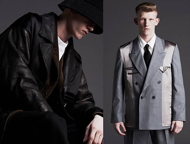 # 領先群雄的男裝趨勢:elephant TRIBAL fabrics AW20 型錄揭露