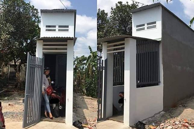 Viral Rumah Berukuran Sempit, Warganet: Selonjoran Sangat Susah