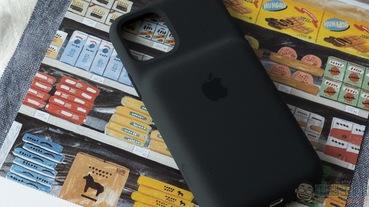 快門好用嗎? iPhone 11 Pro 聰穎電池護殼開箱體驗