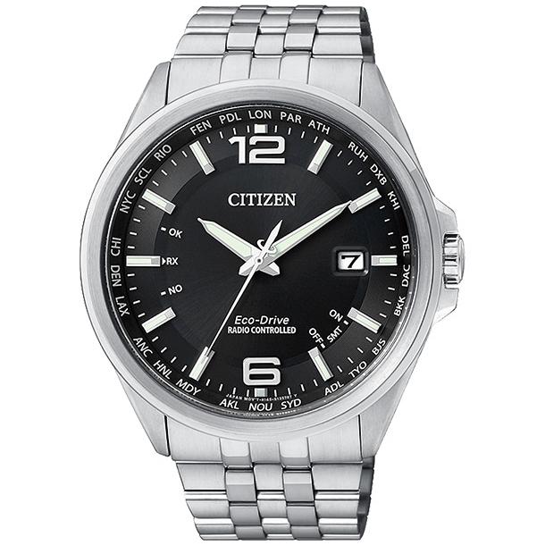 【買就送!2張電影票】CITIZEN 星辰 韻味生活光動能時尚腕錶 CB0011-77E 光動能 Eco-Drive 公司貨保固 熱賣中!