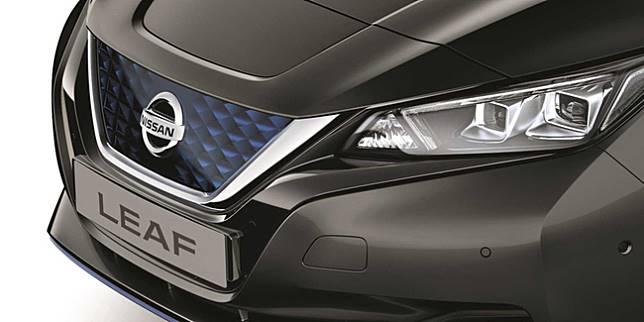Mobil listrik Nissan LEAF (Nissan Inggris)