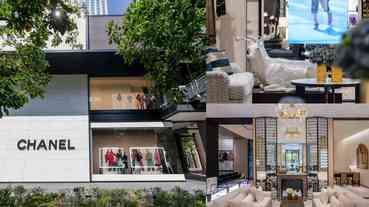 Chanel新光三越A4重新開幕!珍珠裝置到水晶麋鹿,美的程度完全是一座時尚博物館