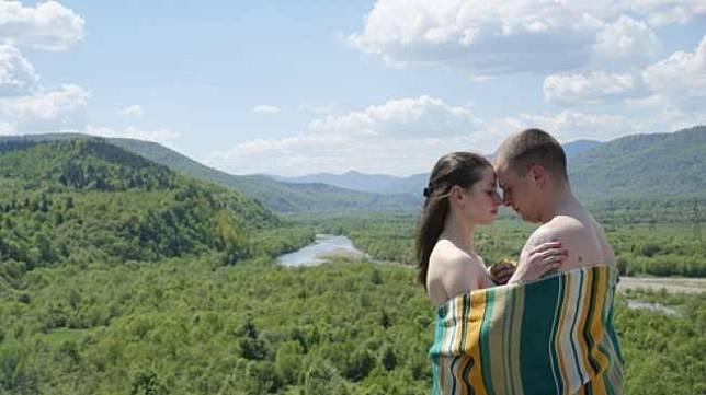 Ilustrasi pernikahan telanjang (Shutterstock)