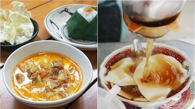 Makanan Khas Indonesia yang Terancam Punah (instagram.com/thedharmawangsa + elgekajabar)