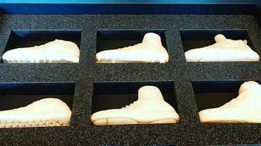 新聞速報 / 3D 列印模型搶先預覽 Nike 重點科技鞋款