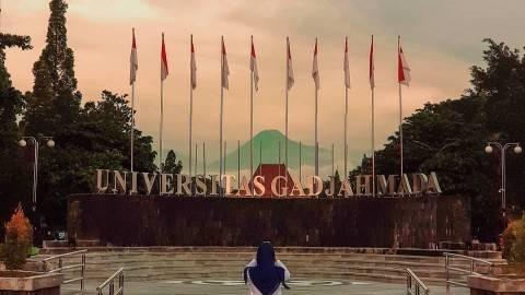Universitas Gadjah Mada Foto: Ig @ugm.yogyakarta