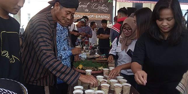 Kopi Sumowono, Awalnya untuk Panti Asuhan Kini Harganya Rp 5 Juta Per Kg