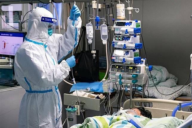 Korban tewas akibat corona jadi 52 orang, tiga dokter Beijing positif