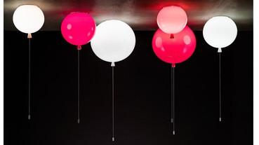 氣球吸頂燈