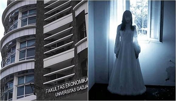 Mitos Hantu Di Ugm Yang Tersebar Di 5 Tempat Ini Jangan Kaget