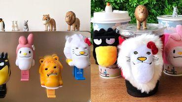 凱蒂貓戽斗也太Q!7-ELEVEN推出「三麗鷗x戽斗星球」8款集點商品!蛋黃哥戽斗垃圾桶、凱蒂貓戽斗小椅凳全部都想要!