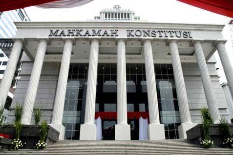 Sidang MK, INews TV dan RCTI Gugat Penyiaran Berbasis Internet