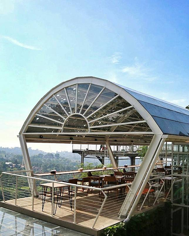 Cafe Instagramable Di Bandung Buat Mempercantik Feed Instagram Kamu