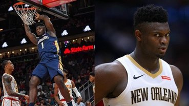 NBA 速報/天生神力!鵜鶘總管公布 Zion Williamson 體脂率數字,原來他會受傷並不是因為「太胖」?