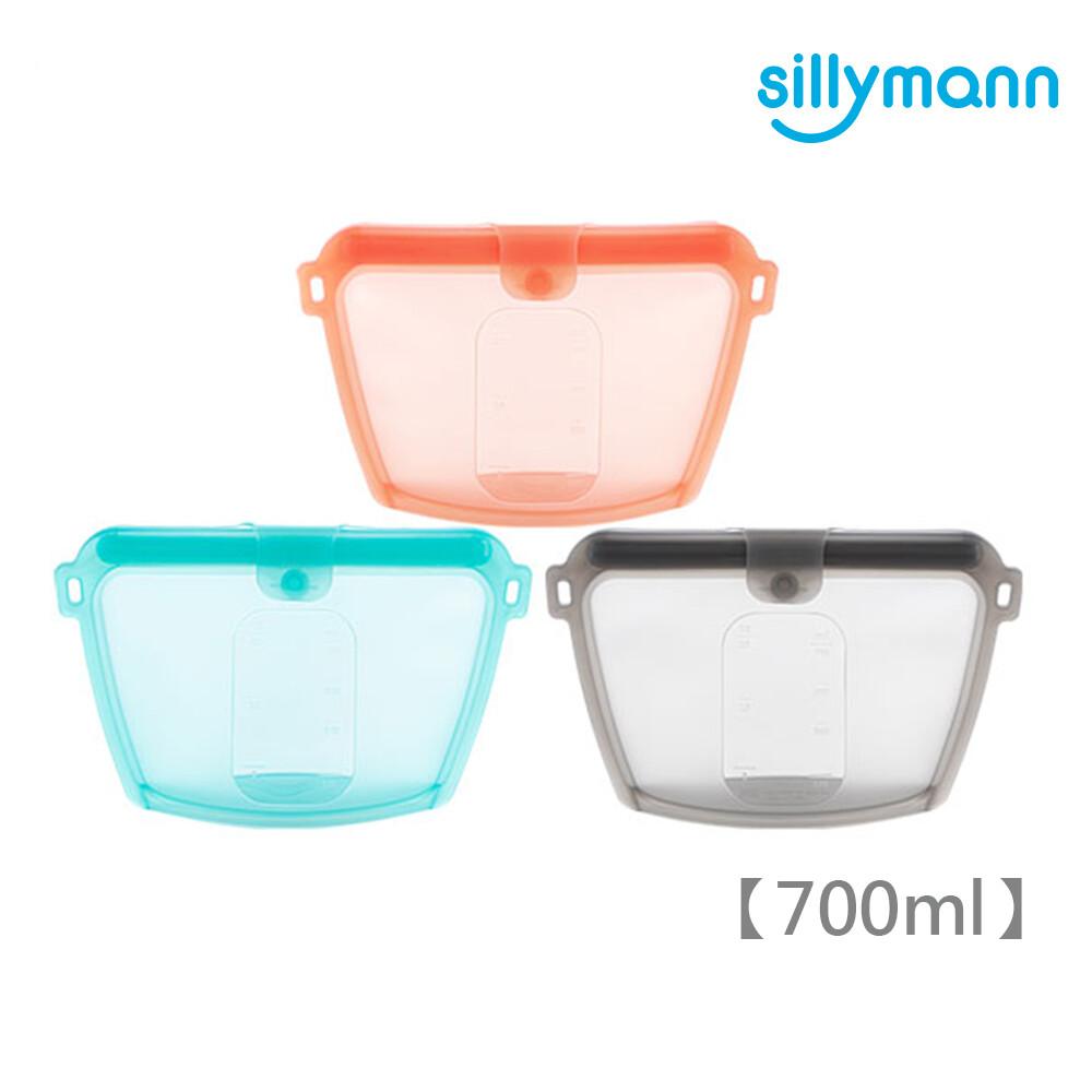 品名及型號: 100%鉑金矽膠密封袋 700ml wsk3194 構成: 鉑金矽膠密封袋 700ml 1p 顏色:藍, 橘紅, 灰 材質:鉑金矽膠(韓國) 耐冷 耐熱溫度:-40~250 尺寸容量:2