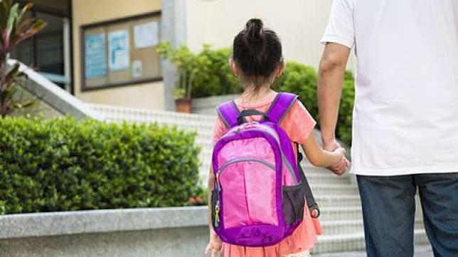Ilustrasi anak sekolah (Shutterstock)