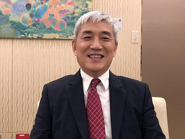 技嘉董事長葉培城。