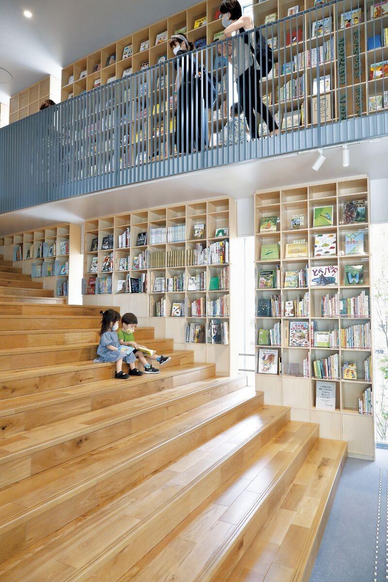 大阪 こども 図書館